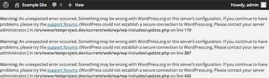 secure-connection-error