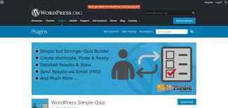 WordPress Simple Quiz