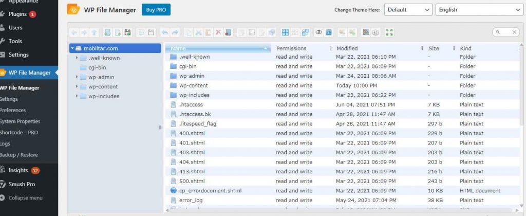 Fix Destination Folder Already Exists Error in WordPress through Plugins