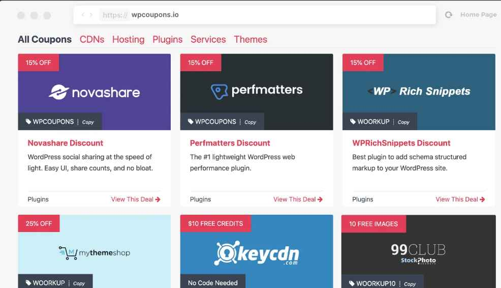 Setting up a Coupons Site in WordPress using wpcoupons